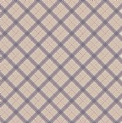 Lewis & Irene - Celtic Reflections - 5938 - Cream & Gold Metallic Check - A338.1 - Cotton Fabric